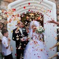 Rendezvények - Esküvő